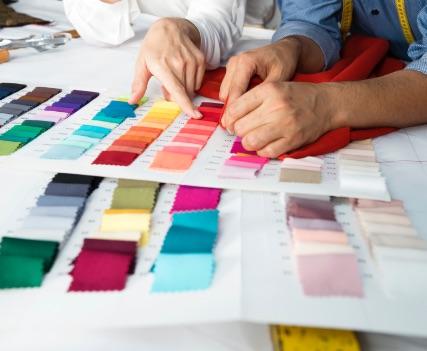 Textil-Beratung